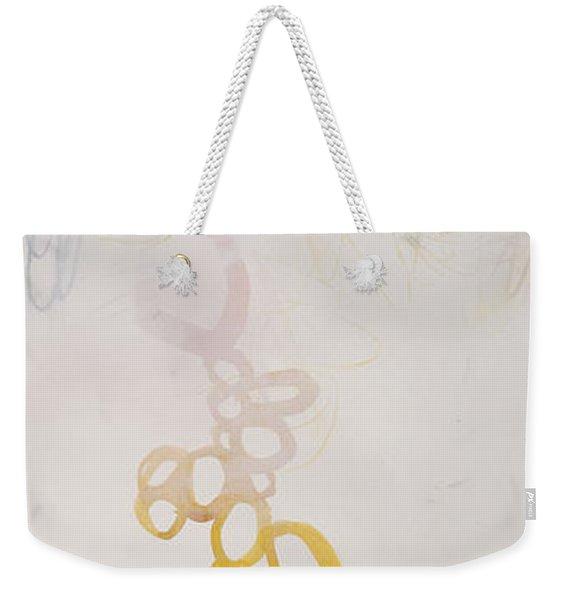 Washed Up # 4 Weekender Tote Bag