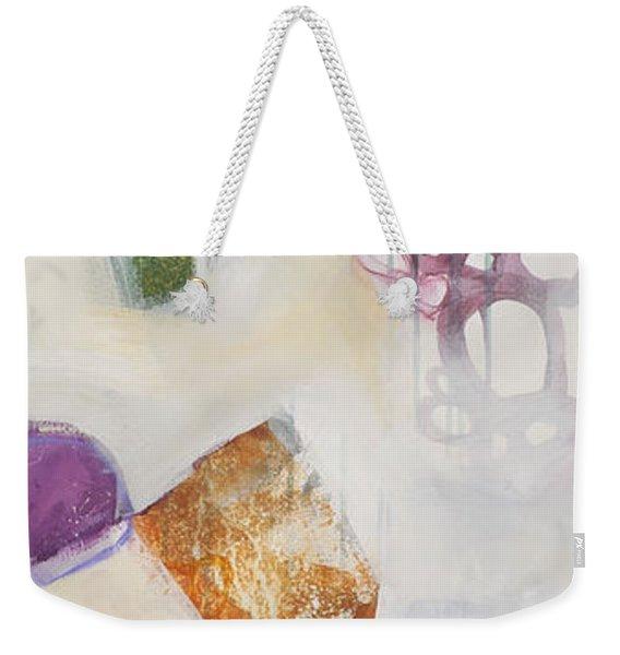Washed Up # 5 Weekender Tote Bag