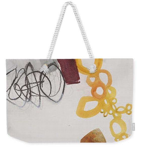Washed Up # 7 Weekender Tote Bag