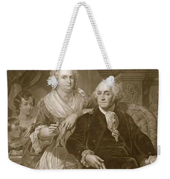 Washington At Home Weekender Tote Bag