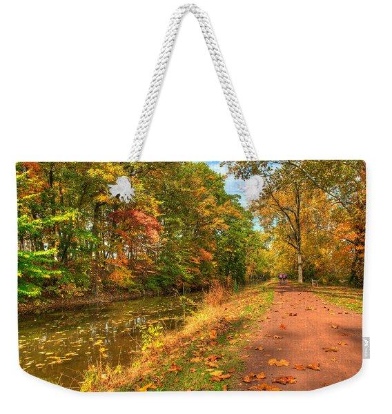 Washington Crossing Park Weekender Tote Bag
