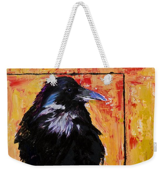 Watch And Learn Weekender Tote Bag