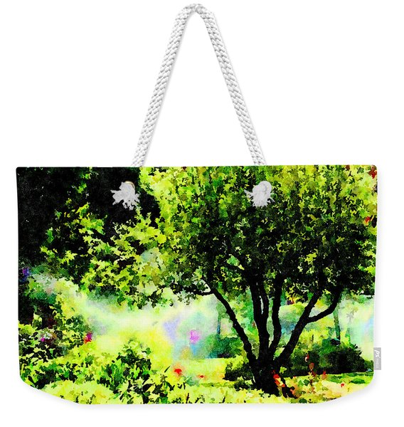 Watch Out For The Sprinklers Weekender Tote Bag