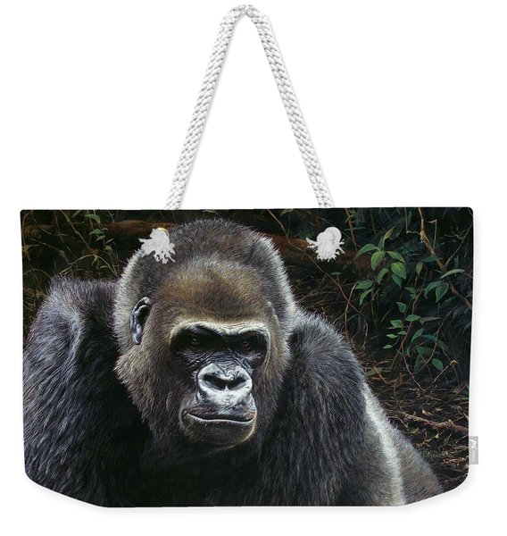 Watchful Domain Weekender Tote Bag