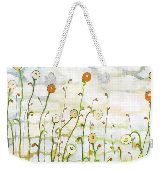 Watching The Clouds Go By No 2 Weekender Tote Bag