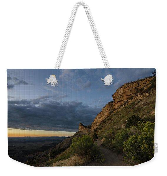 Watching The Sun Fade Weekender Tote Bag