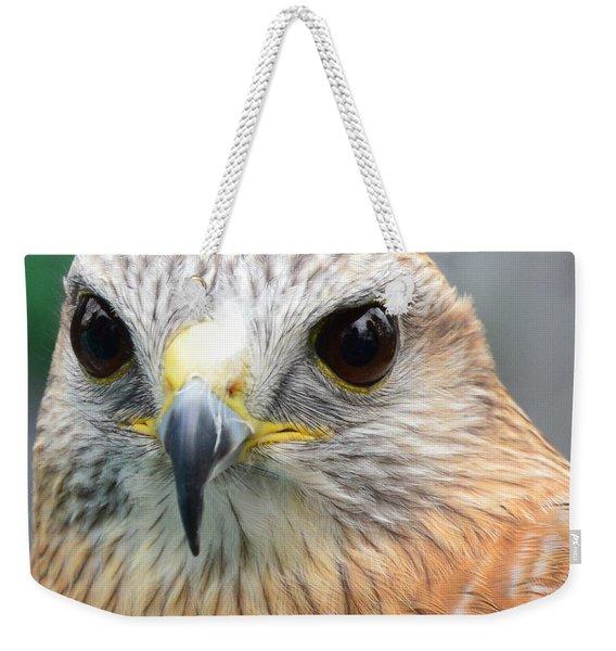 Watching You Weekender Tote Bag