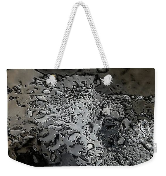 Water Abstract 7 Weekender Tote Bag