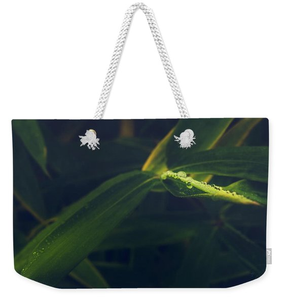 Water Catcher Weekender Tote Bag