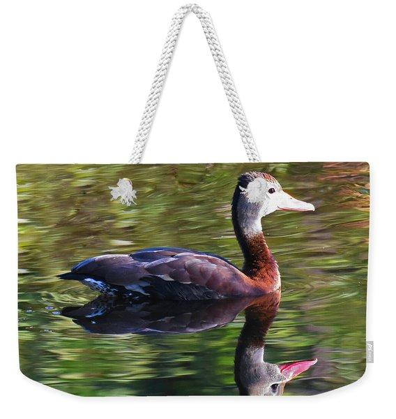 Water Color Weekender Tote Bag