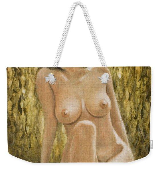 Water Nymph I Weekender Tote Bag