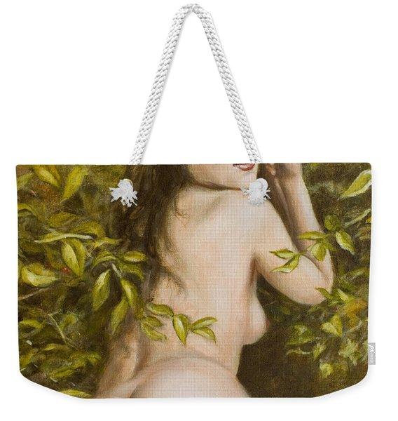 Water Nymph II Weekender Tote Bag