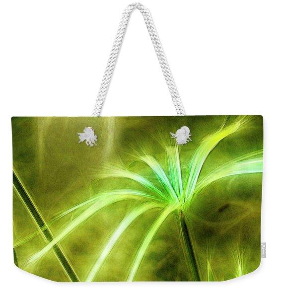 Water Plants Weekender Tote Bag