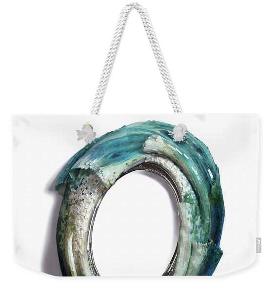 Water Ring I Weekender Tote Bag