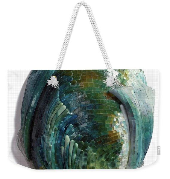 Water Ring II Weekender Tote Bag