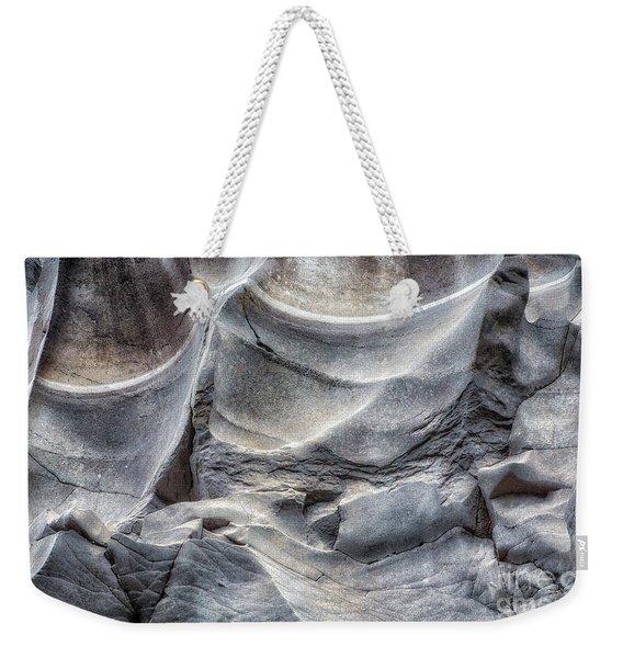 Water Sculpting Rock Art By Kaylyn Franks  Weekender Tote Bag