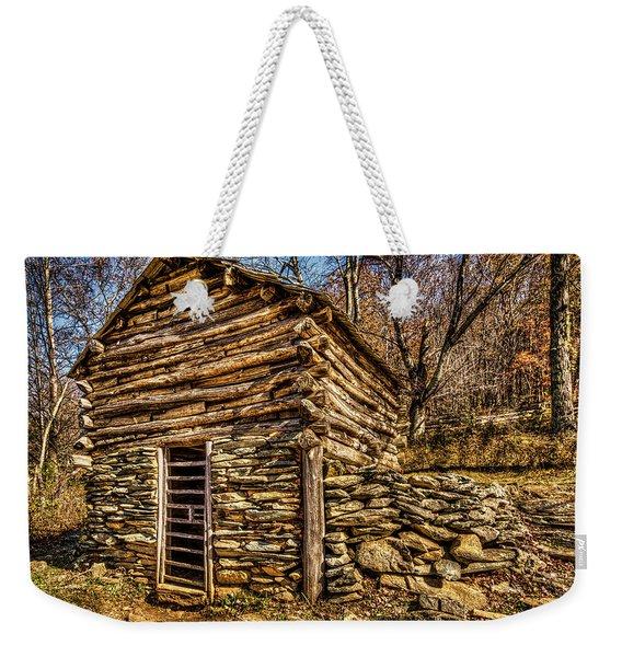 Water Shed Weekender Tote Bag