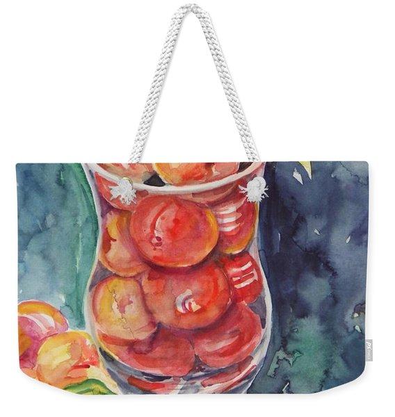Watercolor Series No. 214 Weekender Tote Bag