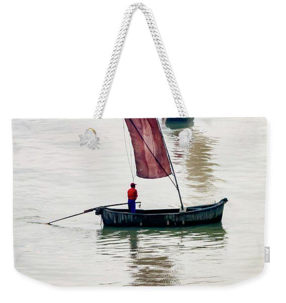 Watercolor. Weekender Tote Bag