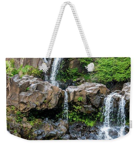Waterfall Series Weekender Tote Bag