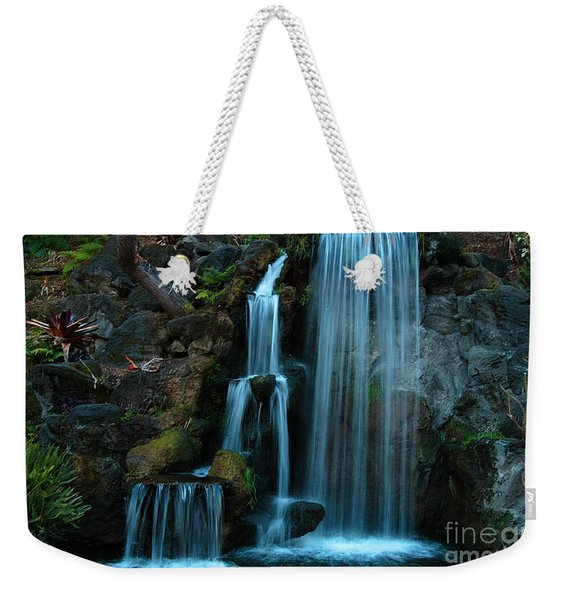 Waterfalls Weekender Tote Bag