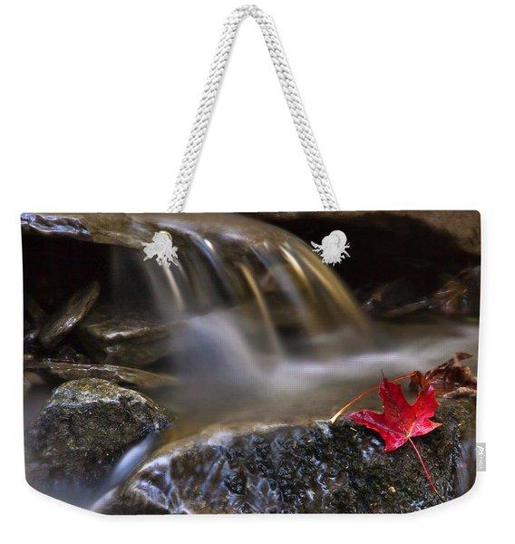 Watermark Weekender Tote Bag