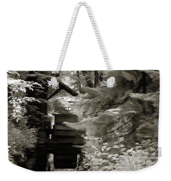Watermill Deep In The Forest Weekender Tote Bag