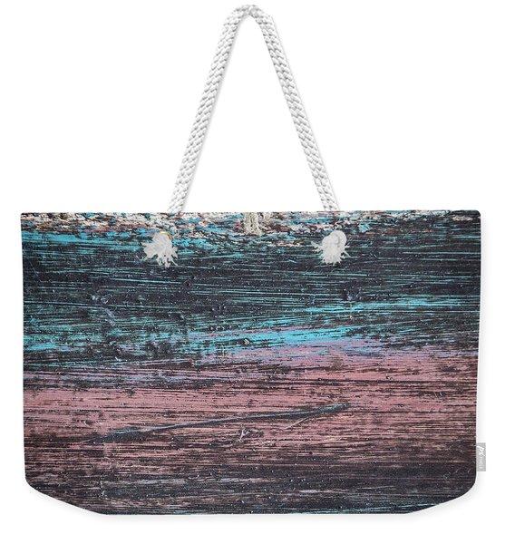 Waters Edge Weekender Tote Bag