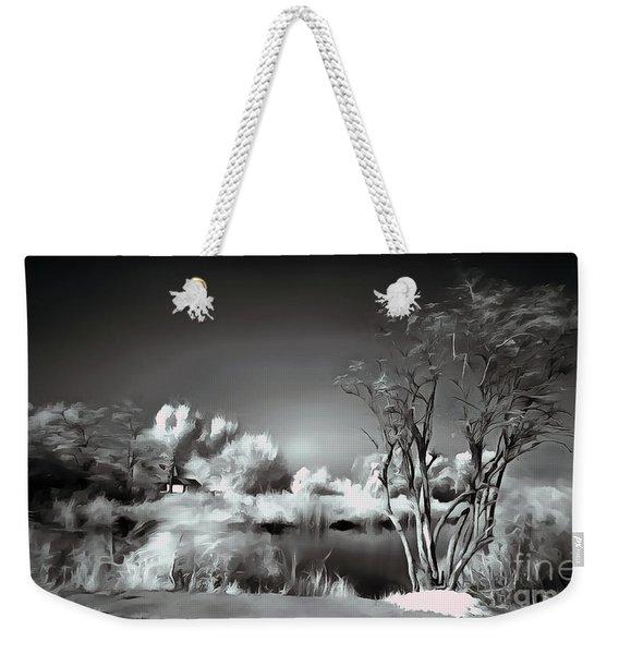 Waterside Still Life Weekender Tote Bag