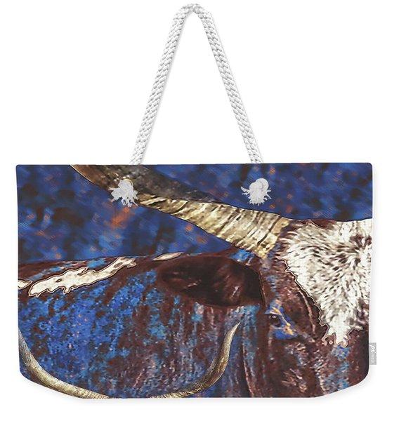 Watusi Blues Weekender Tote Bag