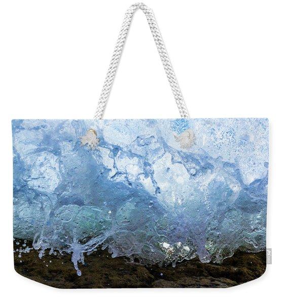 Wave 1 Weekender Tote Bag