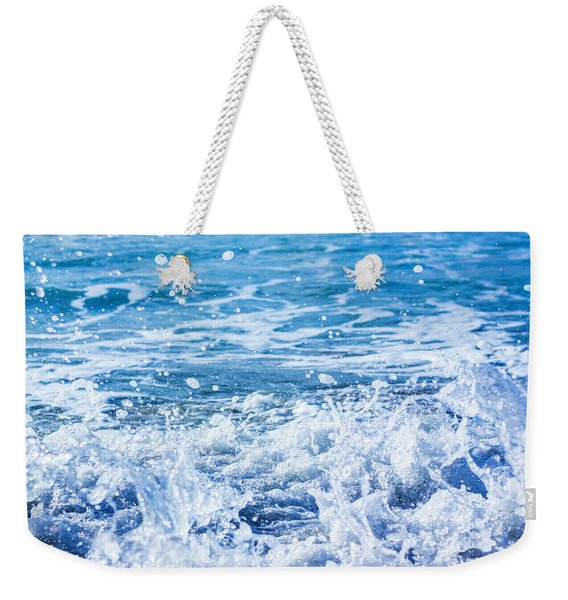 Wave 3 Weekender Tote Bag