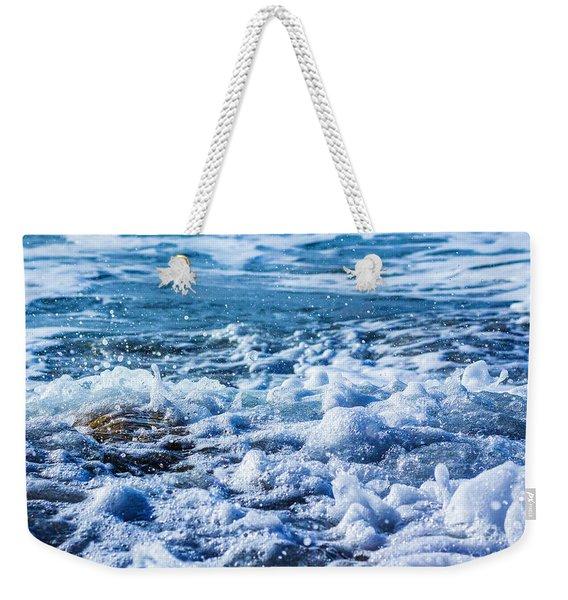 Wave 4 Weekender Tote Bag