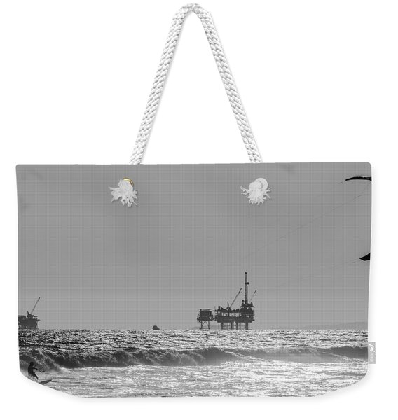 Wave And Wind Energy Are More Fun Weekender Tote Bag