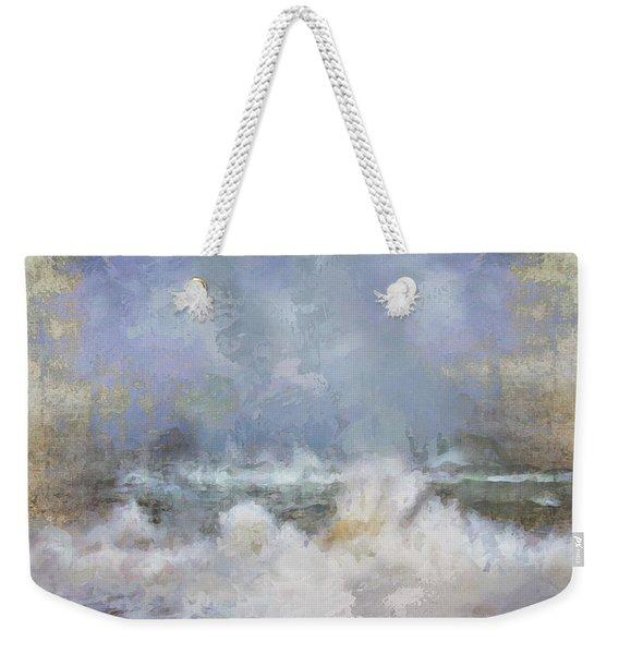 Wave Fantasy Weekender Tote Bag