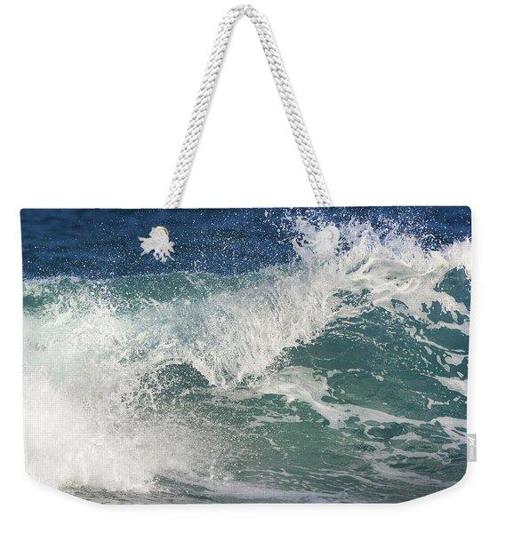 Wave Of Emotion Weekender Tote Bag