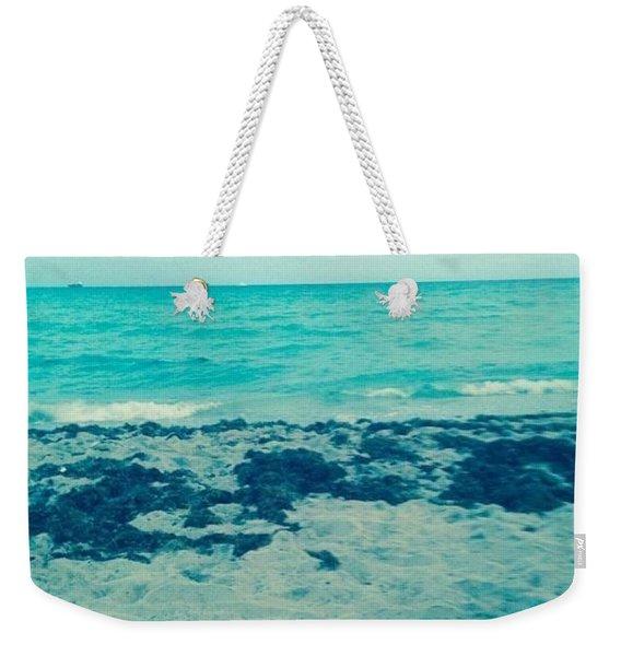 Waves IIi Weekender Tote Bag