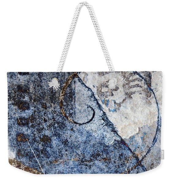 Wax On Weekender Tote Bag