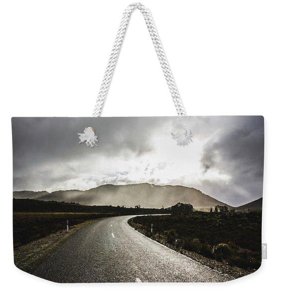 Way To Strathgordon Weekender Tote Bag