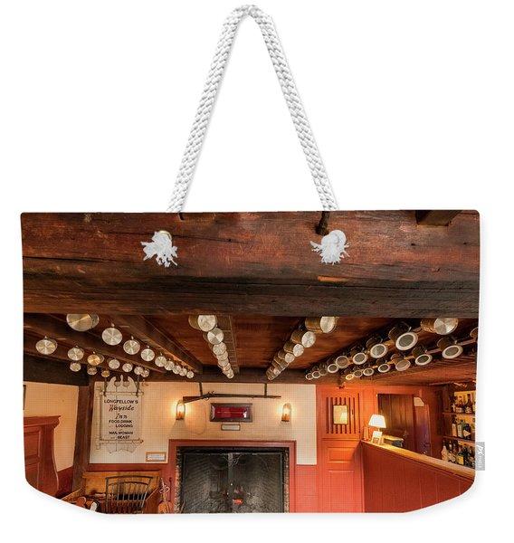 Wayside Inn Bar Weekender Tote Bag