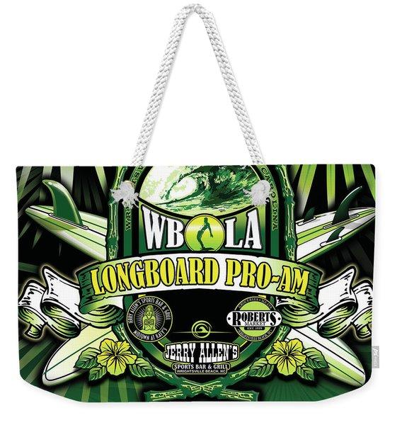 Wbla Proam 2016 Weekender Tote Bag