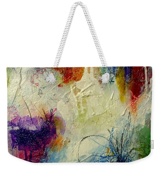 We Should Be Dancing Weekender Tote Bag