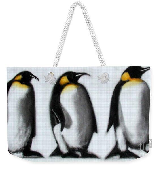 We Three Kings Weekender Tote Bag
