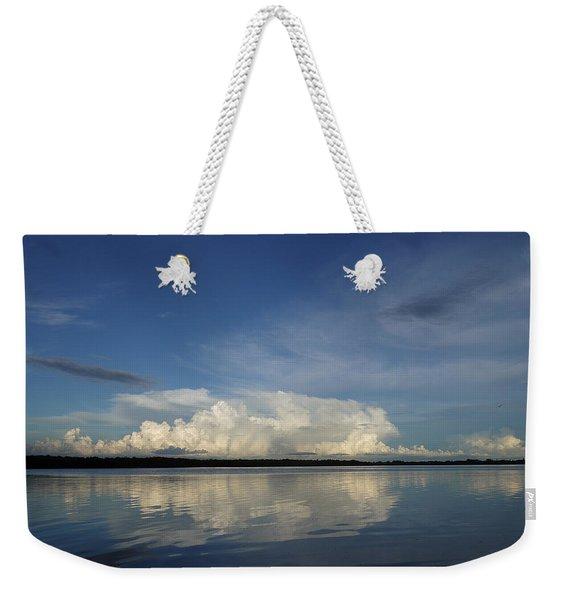 Weather From Tampa Bay 871 Weekender Tote Bag