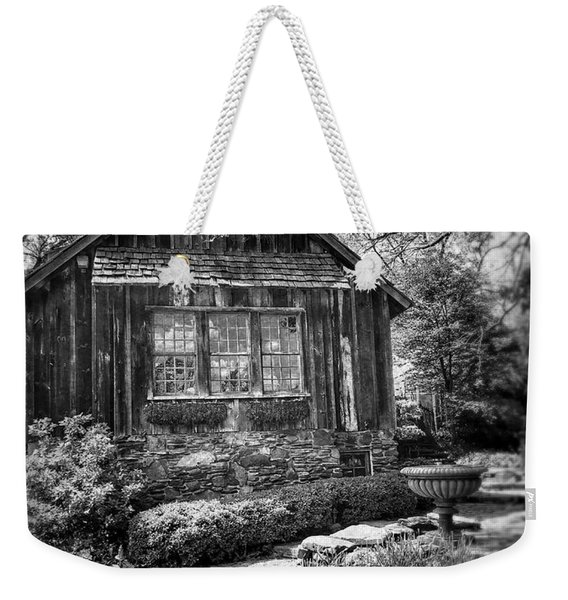Weathered With Time Weekender Tote Bag