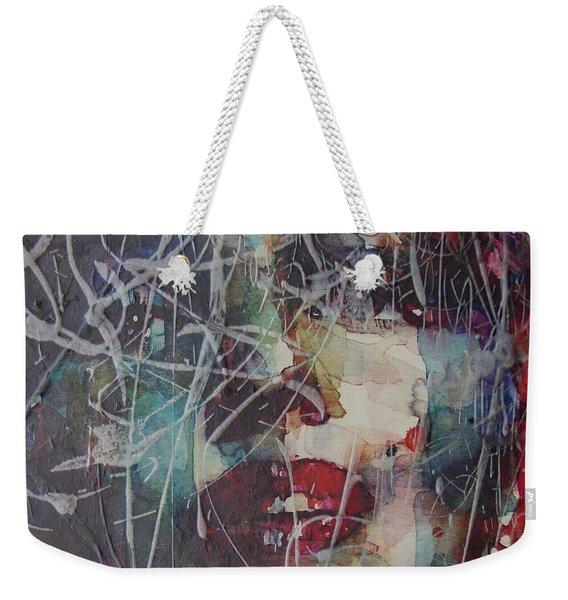 Web Of Deceit Weekender Tote Bag