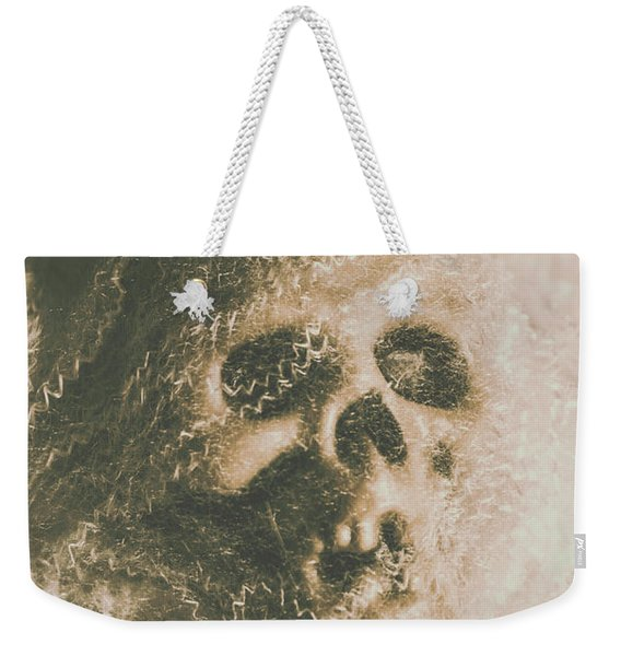 Webs And Dead Heads Weekender Tote Bag