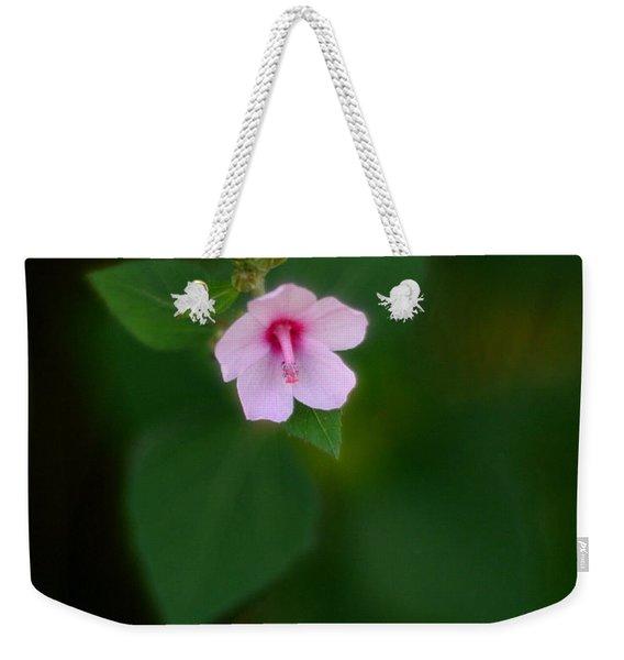 Weed Flower 907 Weekender Tote Bag