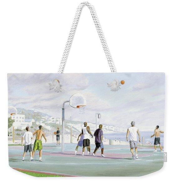 Weekend Warriors Weekender Tote Bag
