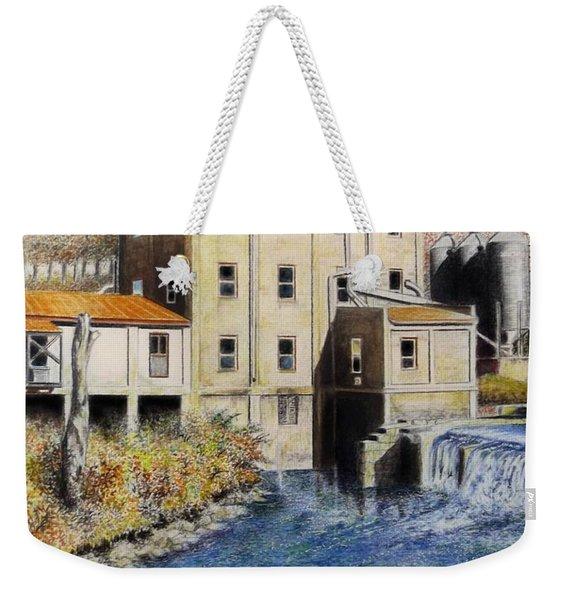 Weisenberger Mill Weekender Tote Bag